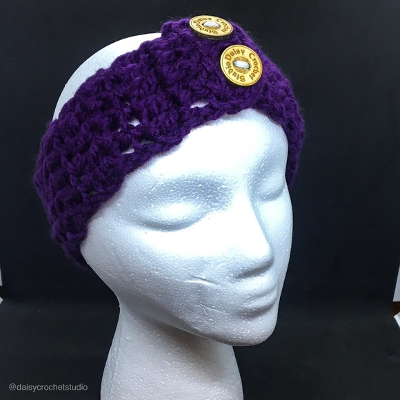Accessories Crochet Ear Warmer Headband Poshmark